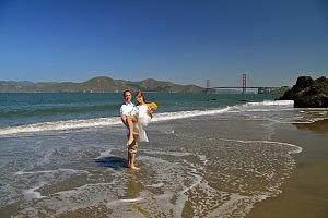SF,beach,wedding,ceremony