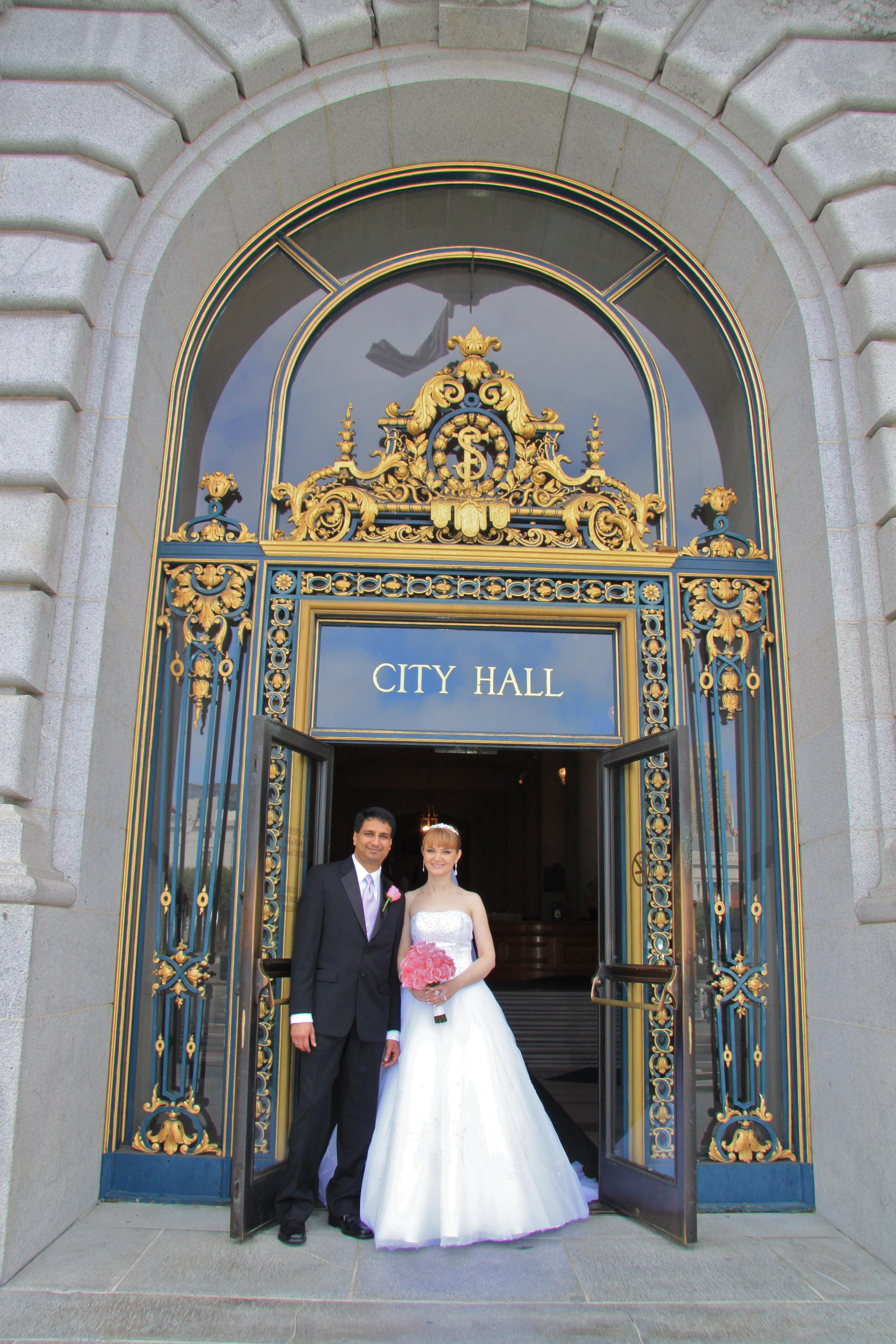 San Francisco Marriage License Details
