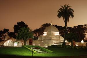 Conservatory, sf, night
