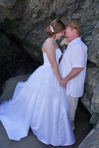beach wedding, sf